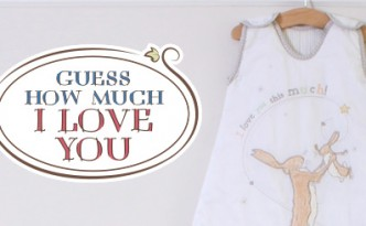 Guess How Much I Love You - Sleeping Bag Promo